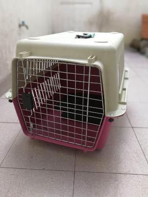 Caja para transportar perros