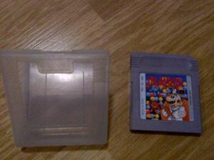 Dr mario - juego nintendo game boy - original