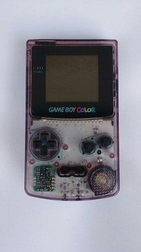 Game boy color super mario deluxe