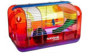 Jaula habitrail classic para hamster, topito ruso, jerbo,