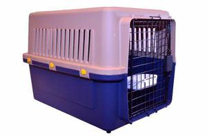 Jaula transportadora rígida perro canil nro 3 envío gratis