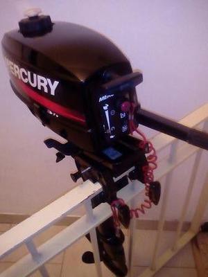 Mercury 3.3 hp. impecable estado !!! $ 13800