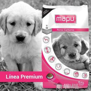 Mapu alimento balanceado premium perros adultos, razas