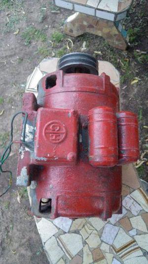 Motor electrico monofasico de 3 hp