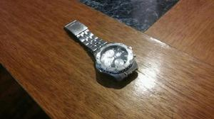 Reloj pulsera malla metal
