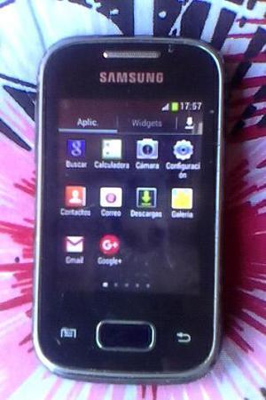 Samsung poket liberado