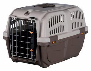 Transportadora canil jaula skudo n°1 perro gato cordoba