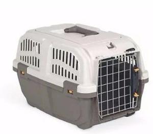 Transportadora gato o perro hasta 12 kg 48x31x31 apta avion