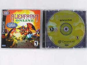 Vgl - alienfront online - dreamcast