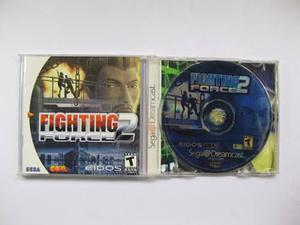 Vgl - fighting force 2 - dreamcast