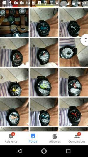 Reloj hombre con estuche envio a donic