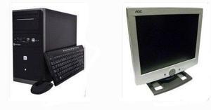 Windows 10 professional - cpu intel dual core - monitor lcd