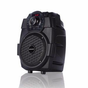 Parlante bluetooh sp-3049f panacom! micro sd aux karaoke