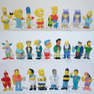 Simpsons 2004 coleccion completa chocolate jack no envio