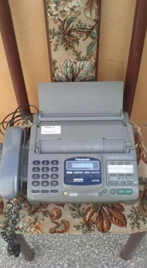 Vendo telefono fax contestador panasonic kx-f780