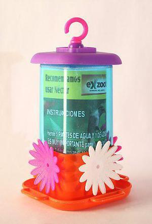 Bebedero picaflor colibri zona caballito
