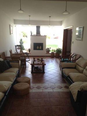 Casa 3d a media cuadra av r. núñez- c/ piscina