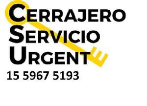 Cerrajeria temperley llama ahora 15 5967 5193