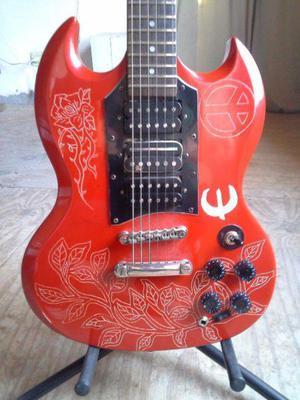 Guitarra epiphone sg310 mas regalos