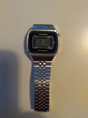Reloj exaquartz digital