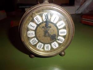 Antiguo reloj despertador aleman blessing