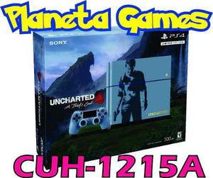 Consolas playstation ps4 cuh-1215a edicion limitada