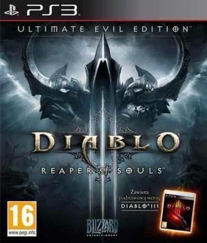 Diablo 3 reaper of souls ps3 || oferta limitada || falkor!