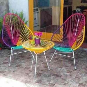 Juego de living acapulco