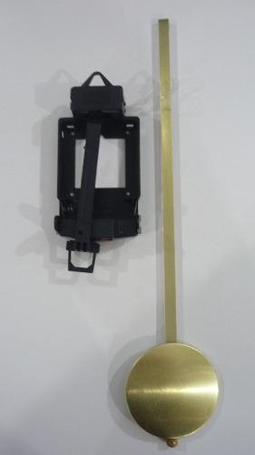 Maquina de portapéndulo y péndulo y máquina de pared