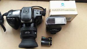 Programa de Minolta D-314i Flash para Cámara 3000i Dynax//Maxxum control TTL