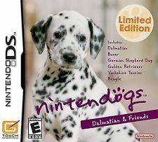Nintendogs: dalmatian & friends nintendo ds original