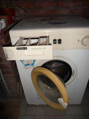 Por mudanza vendo lavarropas para repuestos o reparar 300