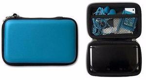 Pack protección nintendo ds lite estuche + film + silicona