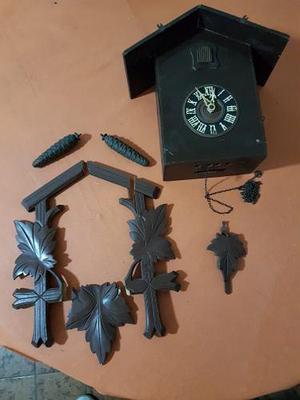 Reloj cucu selva negra para restaurar.original