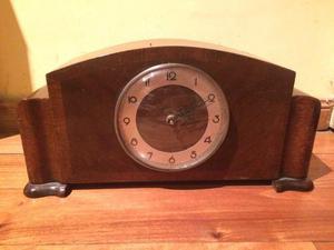 Reloj mesa antiguo madera anuncios abril clasf - Relojes antiguos de mesa ...