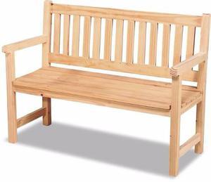 Sillón de madera de pino calidad premium dos cuerpo
