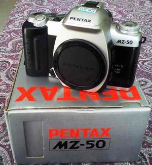 Vendo camara pentax - mz-50 - (solo el cuerpo)