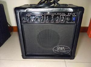 Amplificador de guitarra randall kh15 kirk hammett