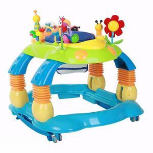 Andador caminador bebe combilux premium baby luces y sonido