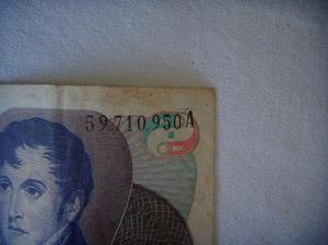 Billete de argentina - 10000 (diez mil) pesos argentinos