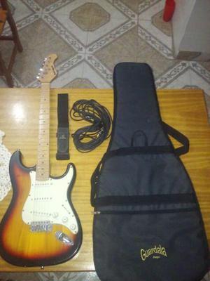 Guitarra electrica stratocaste