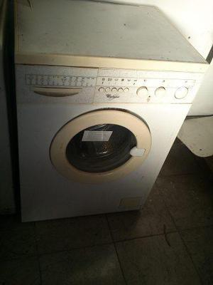Lavasecarropas automatico whirpool excelente funcionando