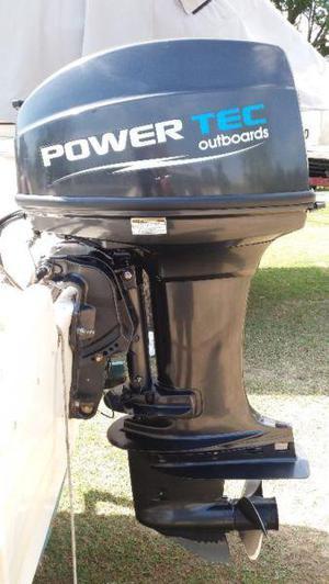 Powertec 40, con power trim. mecanica yamaha regalos!