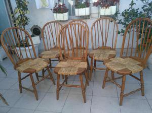 Mesa sillas estilo clasf - Sillas estilo provenzal ...