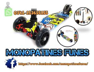 Monopatines y scooters