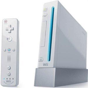 Nintendo wii flasheada + juegos + wii fit original