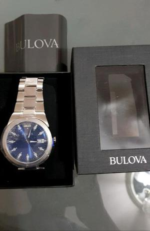 Vendo reloj bulova nuevo original