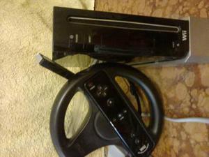 Wii nintendo+cd m.bros vendo/permuto guitarra electrica