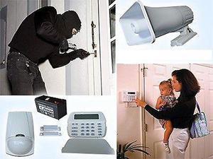 Alarma domiciliaria inalambrica: alarma vecinal venta e