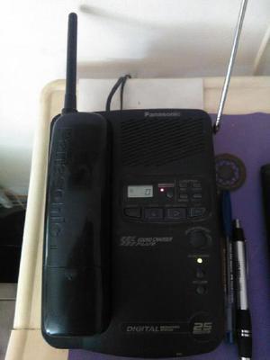 Telefono inalambrico panasonic con contestador